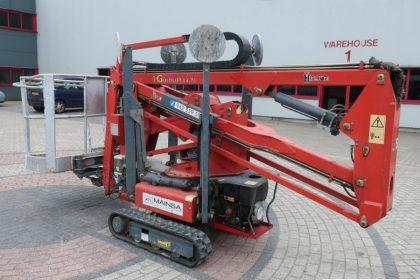 Alquiler de maquinaria en Tacoronte
